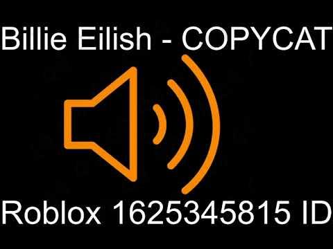 Billie Eilish Copycat Roblox Id Youtube