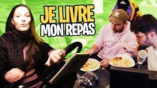 Je livre mon premier repas au local à Lebouseuh et Doc Jazy, Uber Pid' #1