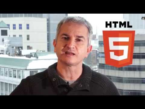 Learn HTML5 from W3C | W3Cx on edX | About Video