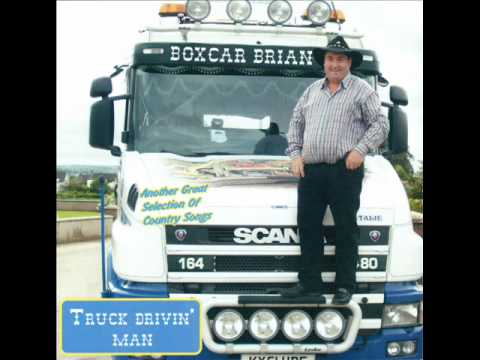 Boxcar Brian: Streets Of Bakersfield