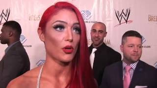 Eva Marie Interview: On Total Divas, WrestleMania 30 and her red hair