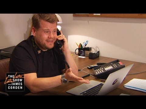 James Corden Enters the Kanye-Kim-Taylor Drama