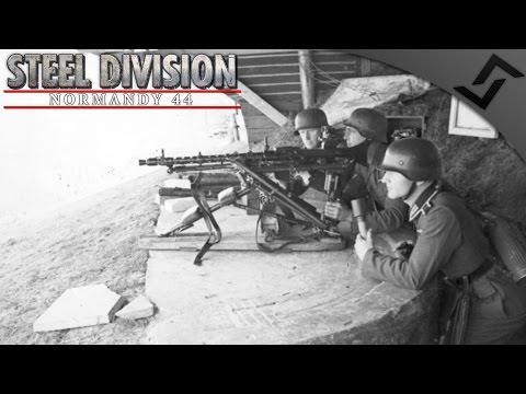 Die Invasion! German Campaign Mission 1 - Steel Division: Normandy 44 - Beta Gameplay