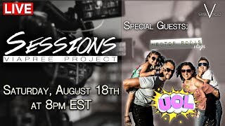 🔴SESSIONS: Hector Rodas Vlogs - Us Out Loud // Episode 9