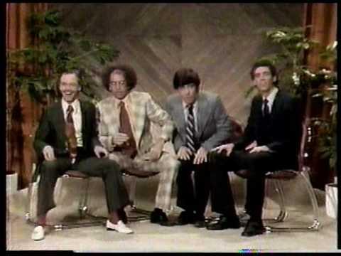 """""""Fridays TV Show"""" (1981) [Show H-04]    """" Men Who Hug """"    [05 of 15]"""