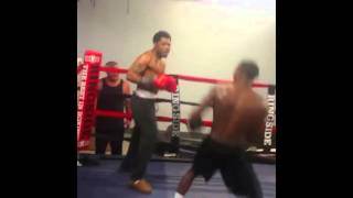 Webbie In The Ring Boxing (Well Trying To) [Funny]