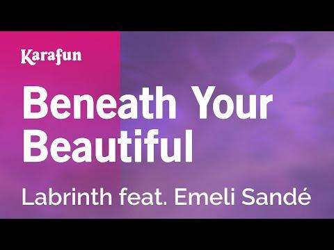 Karaoke Beneath Your Beautiful - Labrinth *
