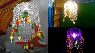 How to make a wall hanging from waste bangles best out for Craft using waste bangles
