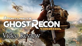Ghost Recon Wildlands Review (Video Game Video Review)