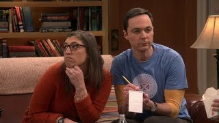 The Big Bang Theory - Sheldon And Amy Pick Their Best-man And Maid Of Honour
