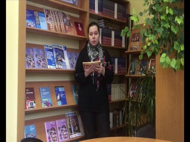 Изображение предпросмотра прочтения – АннаБорисова читает произведение «Мартышка и очки» И.А.Крылова