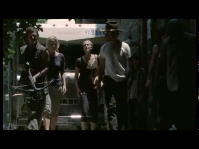Walking Dead Deleted Scenes Pt. 1
