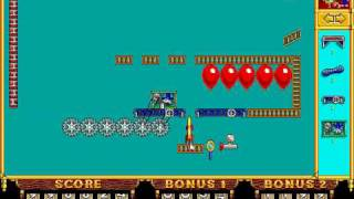 The Even More Incredible Machine Playthrough Part 7 - More fun with balloons