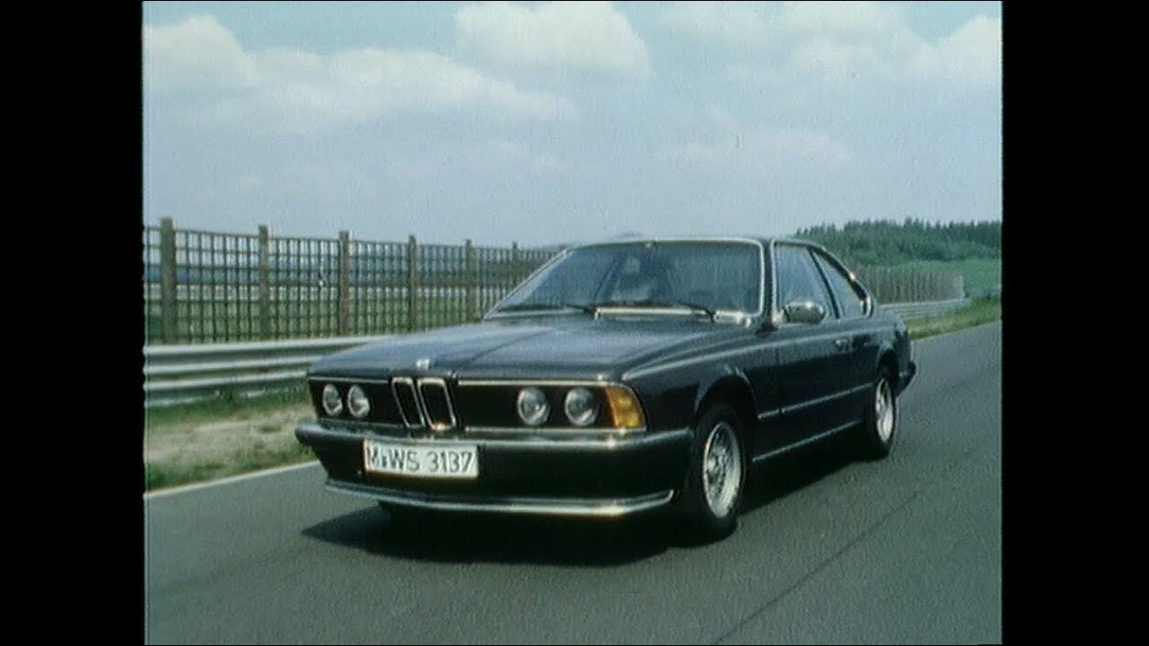 BMW 635 CSi, 1978-1989 (Englisch) - YouTube