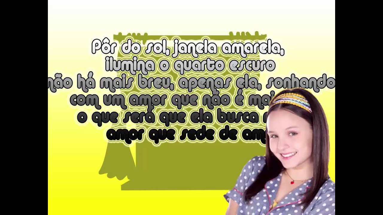 O Por Do Sol- Versão Larissa Manoela - YouTube fd4d4d2a6c
