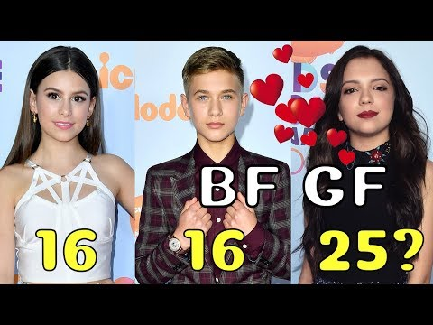 Game Shakers Real Age and Life Partners