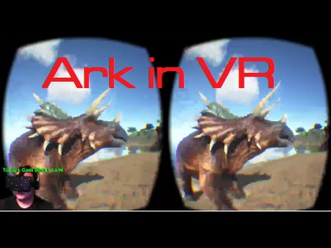 Ark - VR Oculus Rift DK2 Gameplay (Virtual Reality)
