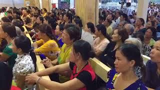 Bài Giảng Lòng Thương xót chúa Ngày 9 tháng 9 năm 2017 - Cha Giuse Trần Đình Long