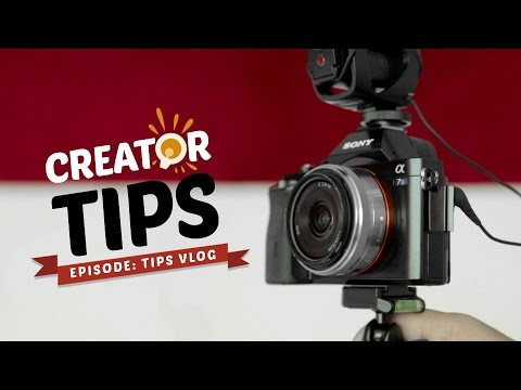 NgeVlog Butuh Apa Aja Sih? #CreatorTips