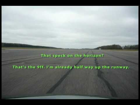 What it's like to be overtaken by a 9ff GT9R doing 220mph at VMax Armageddon 2010