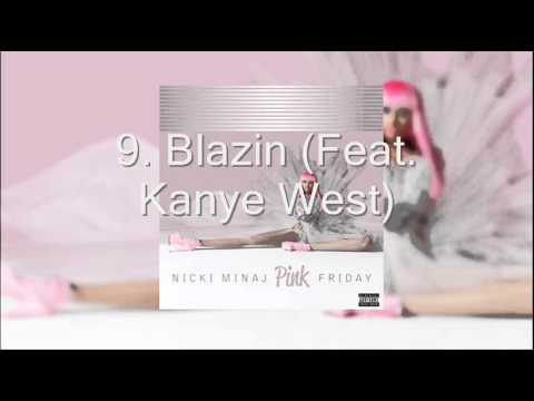 pink-friday-tracklist---nicki-minaj
