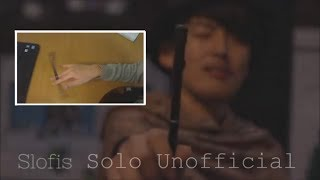 【JEB】Slofis Unofficial Solo Video    PenSpinning ✘