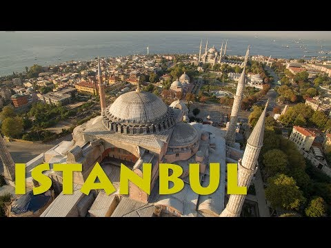 How Constantinople Became Istanbul, Turkey (Worldview w/ Captain Kurt)