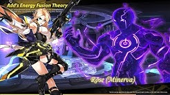 [Elsword] Rose Level 99 on Add's Energy Fusion Theory [Minerva]