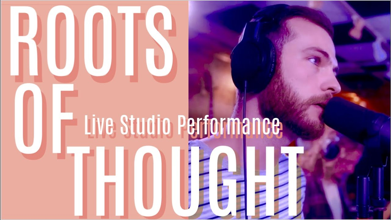 Roots of Thought - Powdered Donut (Live at ShadowHaus Studios)