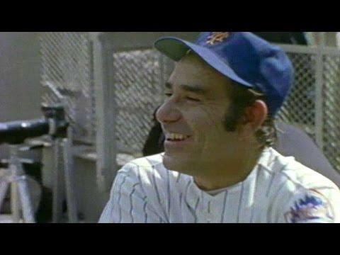 Atl Nym Mets Look Back On Yogi Berras Acy