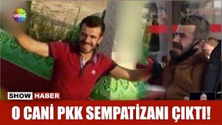 O cani PKK sempatizanı çıktı!