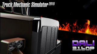 Truck Mechanic Simulator 2015 PC 4K Gameplay 2160p