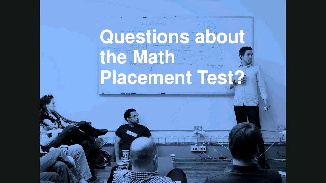 uic math placement test sample