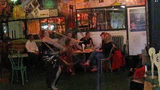 Belly Dancing at The Green Tara ---11 of 18 clip