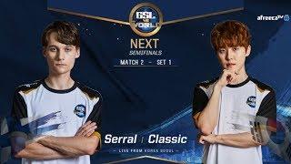 [GSL vs. the World 2019] Ro.4 Match2 Serral vs Classic