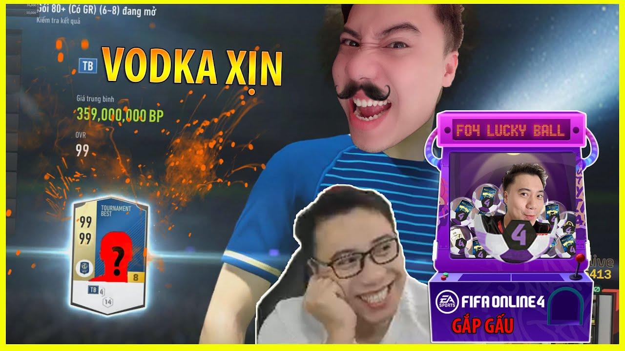 Vodka Xịn | Đầu tháng Mở thẻ Sự kiện FO4 LUCKY BALL cùng Quang và cái kết cồng kềnh