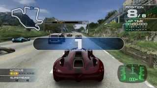 Ridge Racer 7 - Crinale vs Opus 5
