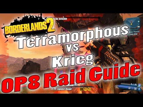 Krieg Build Op  Raid
