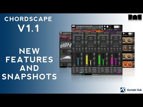 Overview and Demo Of Snapshots in Chordscape V1.1