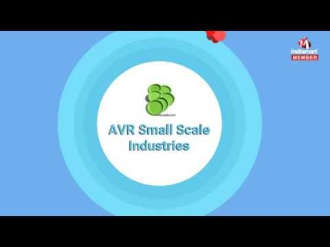 Paper Plate And Paper Cup Making Machines by AVR Small Scale Industries