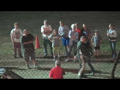 Central Missouri Speedway USRA A & B Mods A Mains