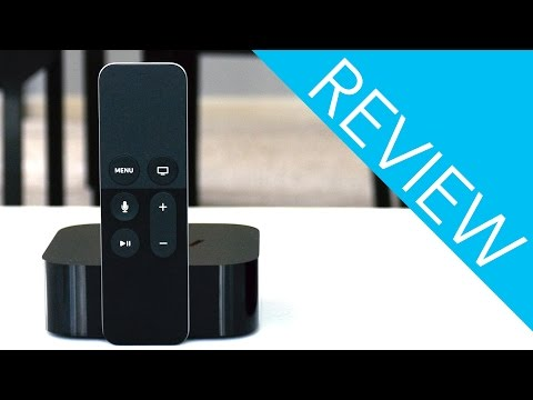 Apple TV Review 2015!!