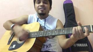 Gulabi Aankhen| Bhula do| mashup| Guitar Cover| Chords