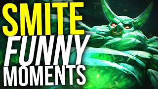 DAMAGE YMIR IS OP! (Smite Funny Moments)