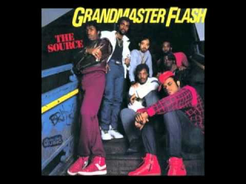 1986 Grandmaster Flash Style Peter Gunn Theme