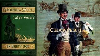 Around the World in Eighty Days [Full Audiobook] by Jules Verne