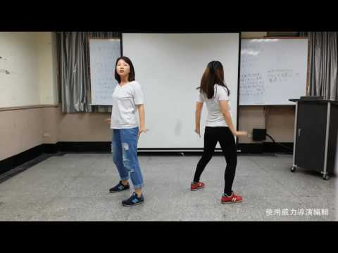 The Ark(디아크) - Intro Dance Tutorial by R.Y.D.E.