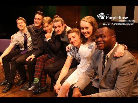 The Purple Rose Theatre Apprentice Program