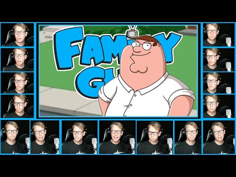 Family Guy Theme - TV Tunes Acapella