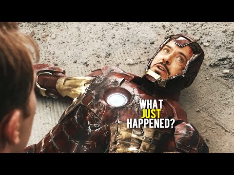 Marvel Cinematic Universe [HUMOR] | what just happened?